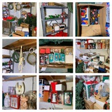 Fantastic Group of Christmas Items.  See Photos.