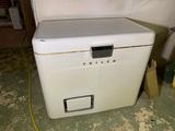 Vintage Philco Chest Freezer (Unknown if in working order)