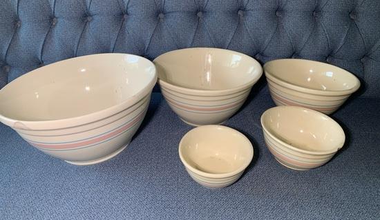 McCoy Nesting Bowl Set