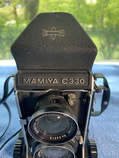 Mamiya C330 Camera Profesional F