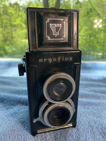 Argus Argoflex Camera