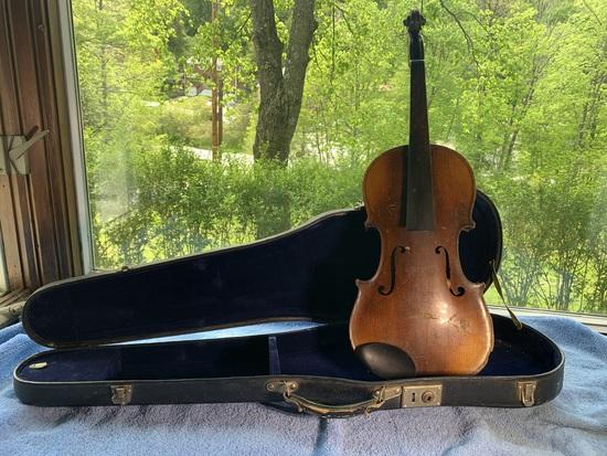 Paganini Violin with Case