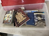 Group of auciton catalogs, decor books