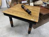 Antique Square Table