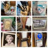 Knife Block, Household, Items, Frames, Pints, & More