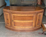 Vintage Wooden Buffet or Server