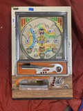 Vintage Wall or Table Mount Pachinko Game