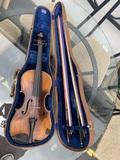 Antique Violin in Case