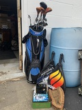Golf Clubs and Sporting Goods
