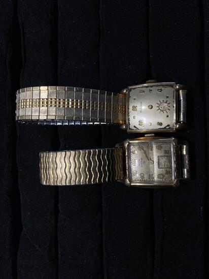 2 Vintage Men's Watches