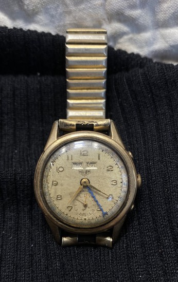 Vintage Heuer Watch