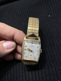 Vintage Girard Perregaux Men's Tank Watch