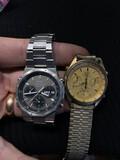 2 Vintage Seiko Chronograph Watches