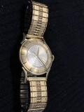 Vintage Elgin Mystery Dial Men's Watch