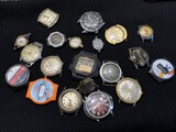 Group lot of assorted watches