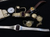 Group of Antique and Vintage Watches
