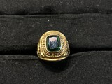 Gold Westerville North High School Class Ring