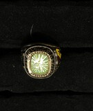 Vintage gold class ring - 10k gold, 18.1 grams.