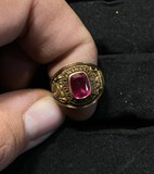 Vintage Gold Class Ring - 10k gold, 6.73 grams