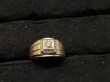 Vintage Men's Gold ring