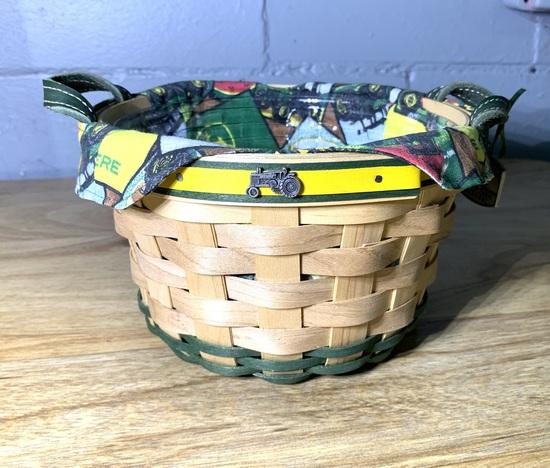 Longaberger / John Deere Basket