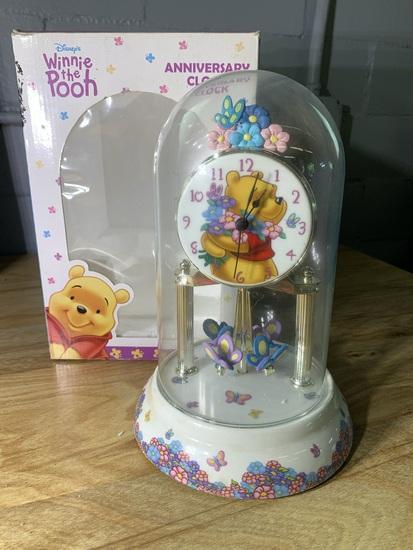 Winnie the Pooh Anniversary Clock
