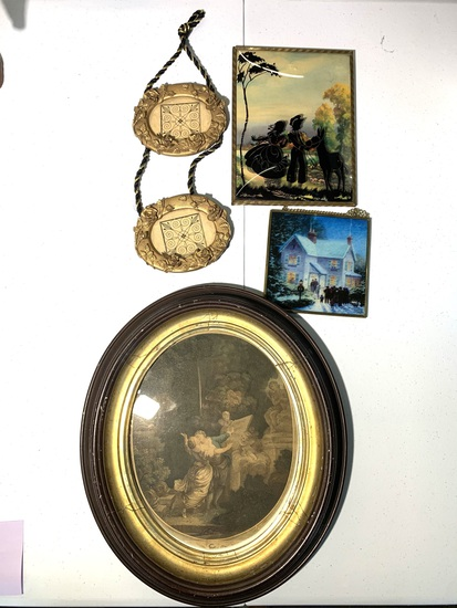 Victorian Style Frames