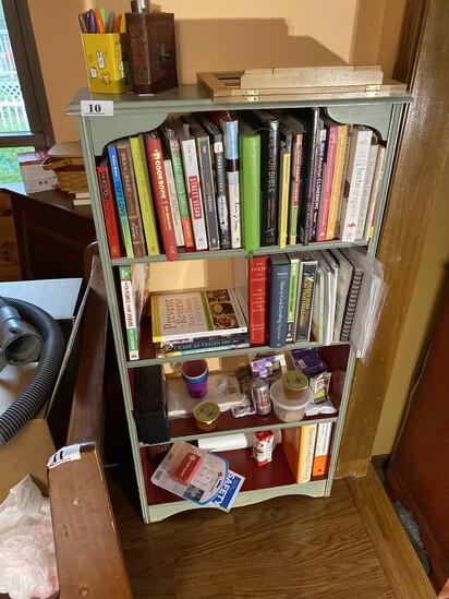 Vintage Wooden bookshelf
