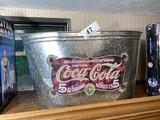 Coca-Cola Ice Bucket