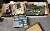 Group lot of old Amiga computer software, hardware and more