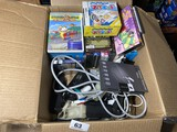 Group lot of Nintendo DS Games, Wii controllers etc