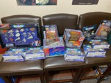 Group lot of Micro Machines Toys in Boxes - Star Wars, Babylon 5