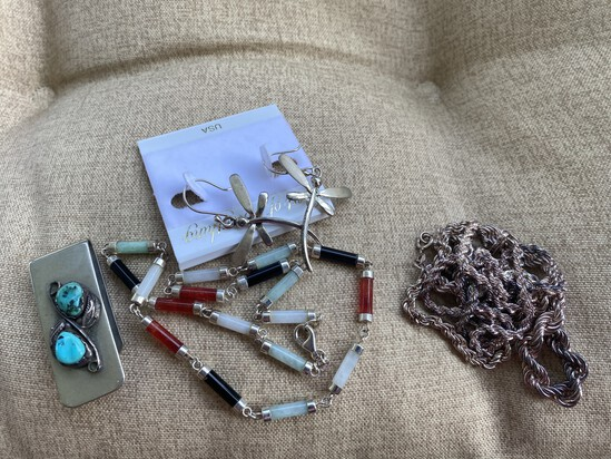 Sterling silver and more lot
