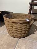 Earlier large sized Longaberger basket