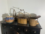 Longaberger and other baskets lot