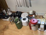 Large lot of assorted kitchen and other items