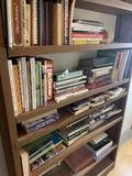 Large lot of cookbooks