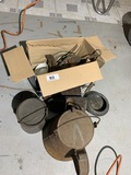 Group lot of old country primitives