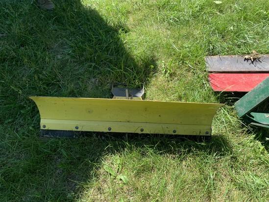 Vintage John Deere Plow
