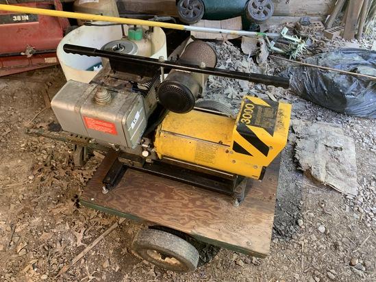 Vintage JC Penney Generator