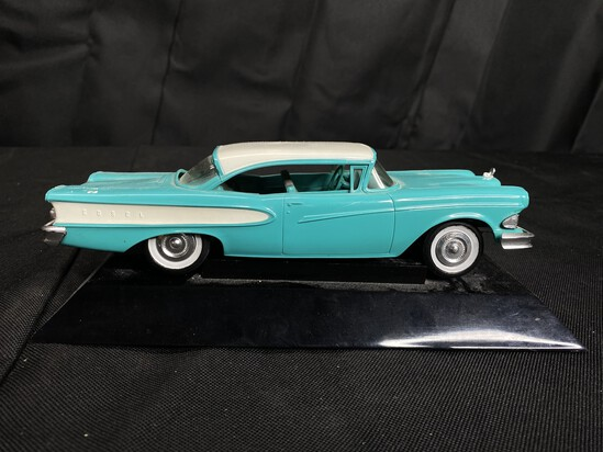 Rare 1958 Edsel Promo Car