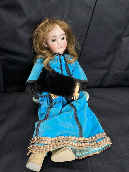 Antique Doll - Queen Louise