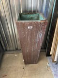 Large Copper Planter with Nice Patina