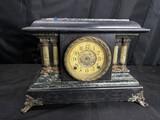 Antique Fancy Mantle Clock