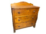 Nice early Antique Wooden Dresser