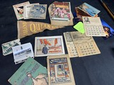 Group lot of old ephemera, photos and more