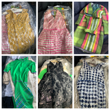 Large lot of better vintage clothing.