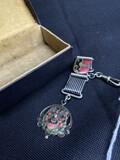 Pre WWII German Sudmark Watch Fob in box