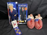Group lot of Presidential/Political items