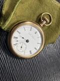 Antique Gold Filled Waltham Pocket Watch